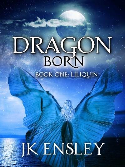 Dragon Born 1 eBook Cover